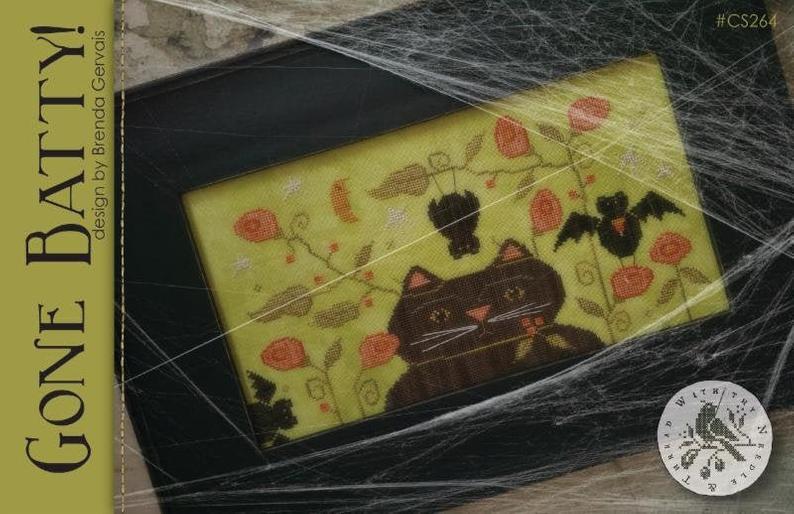 With thy needle & thread - Gone Batty