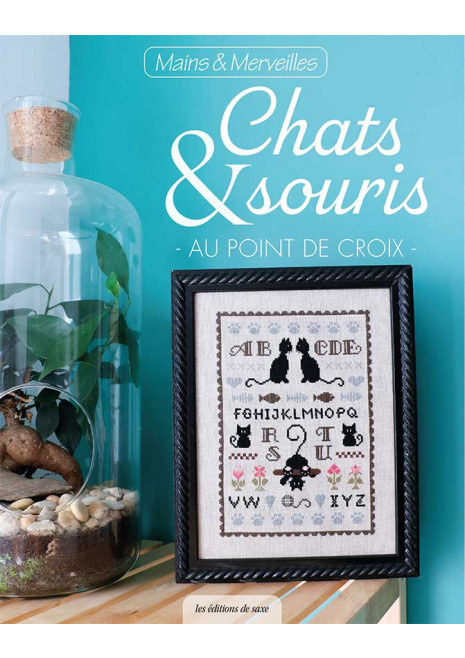 Livre - Chats & Souris (Mains & Merveilles)