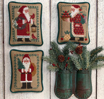 The Prairie Schooler - Santa revisited II (1984, 1989, 1991)