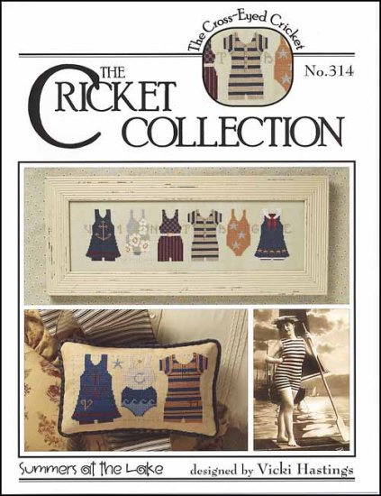 The Cricket Collection - Summers at the Lake (nr. 314)