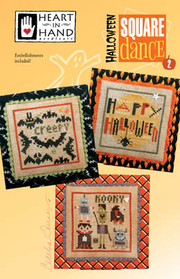 Heart in Hand - Square Dance Halloween nr. 2