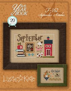 Lizzie Kate - Yearbook (September & October)