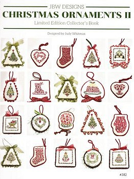 JBW Designs - Christmas Ornaments II