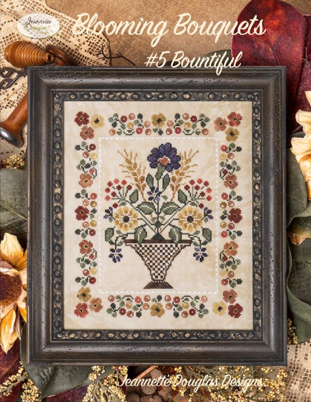 Jeannette Douglas - Blooming Bouquets (#5 Bountiful)