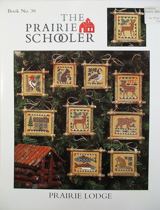 The Prairie Schooler - Prairie Lodge