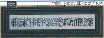 Bent Creek - Think Happy Be Happy row