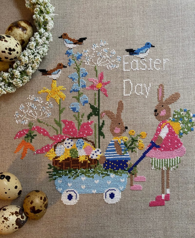 Lilli Violette - Easter Day