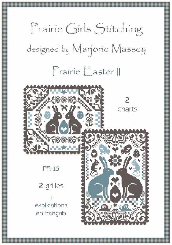 Marjorie Massey - Prairie Easter II