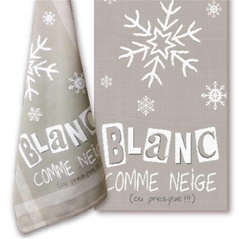 Lili Points -X004 - Blanc comme neige (zo wit als sneeuw)