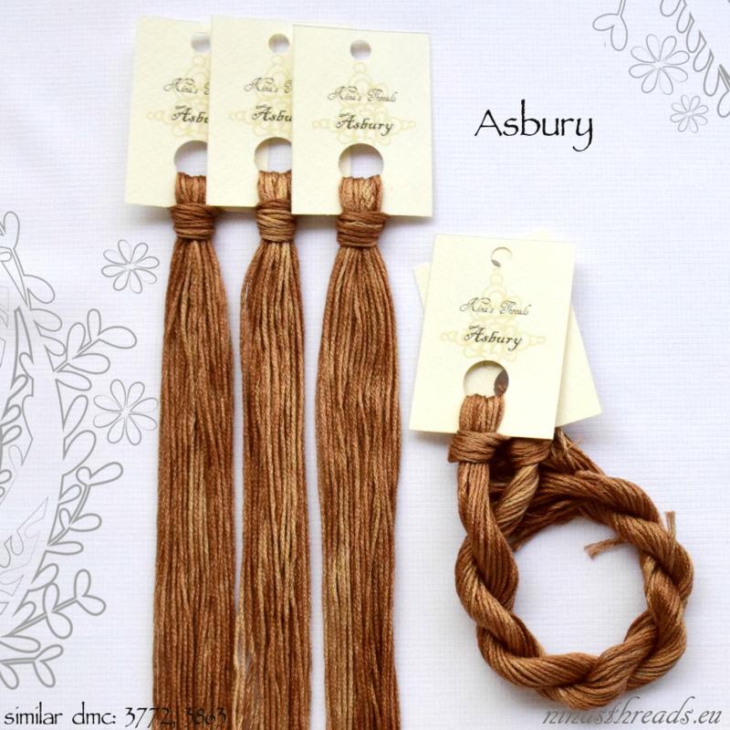 Nina's Threads - Asbury