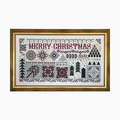 Rosewood Manor - Christmas Quilts