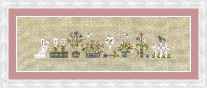 Jardin Privé - Harmonie de Fleurs