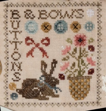 Jeannette Douglas  - Buttons & Bows (Sew Together nr 5)