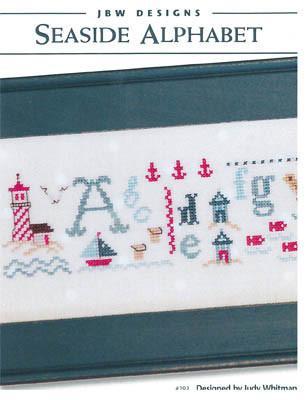 JBW Designs -  Seaside  Alphabet