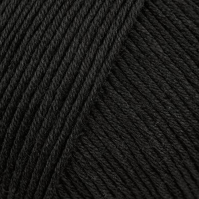 DMC Natura - nr. 11 - Noir (zwart)