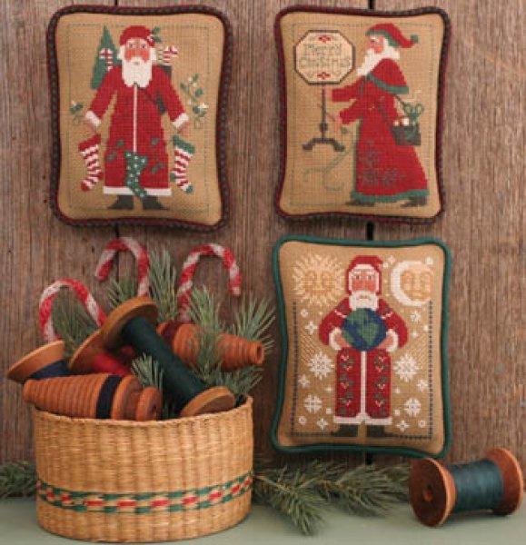 The Prairie Schooler - Santa revisited VI (1995, 2003, 2004)