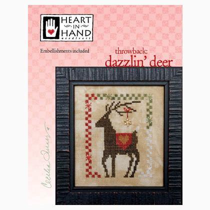 Heart in Hand - Dazzlin' deer