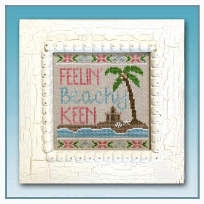 Country Cottage Needleworks - Beachy Keen