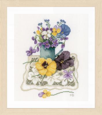 Lanarte - PN-0170951 - Violettes (Marjolein Bastin)