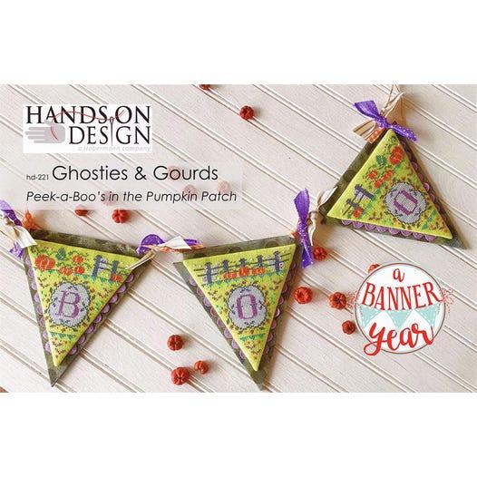 Hands on Design - Ghosties & Gourds