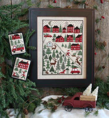 The Prairie Schooler - Christmas Tree Farm