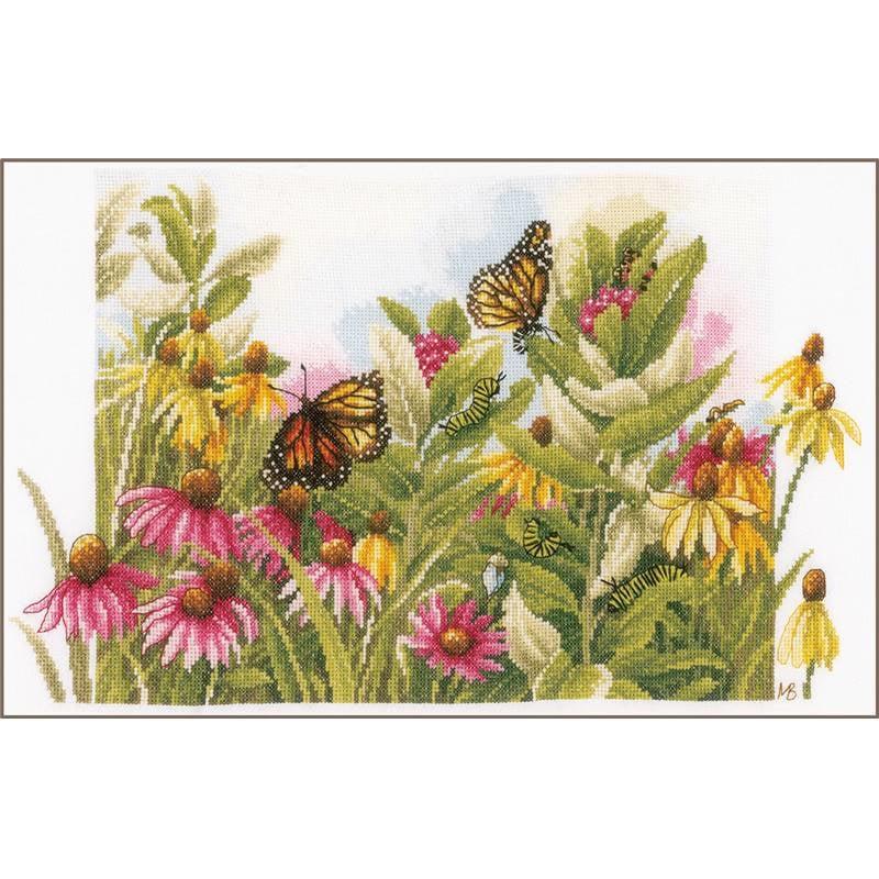 Lanarte - Butterflies an coneflowers (Marjolein Bastin) (PN-0179972