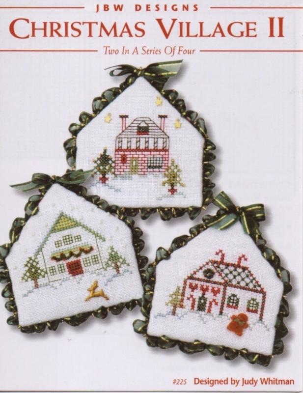 JBW Designs - Christmas Village II (225)