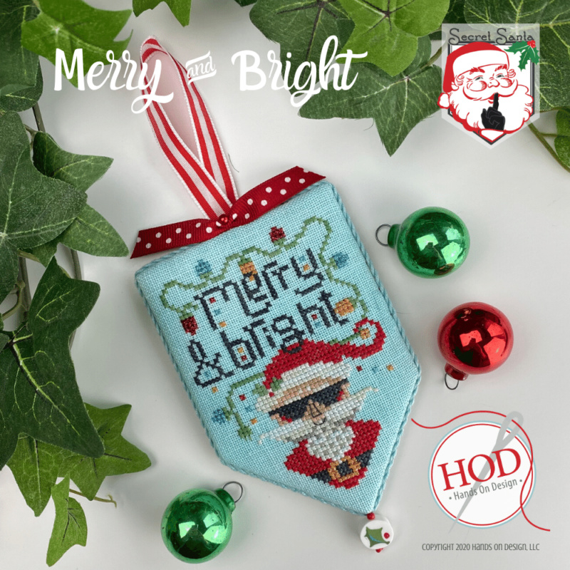 Hands on Design - Merry & Bright (Secret Santa)