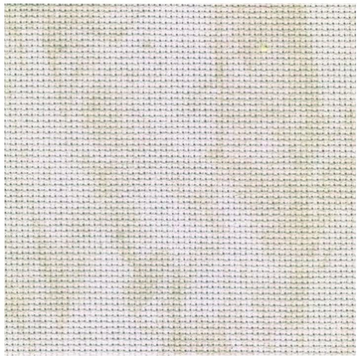 Zweigart - Aïda Fine (7 st/cm - 18 ct) - kleur 1079 (vintage)