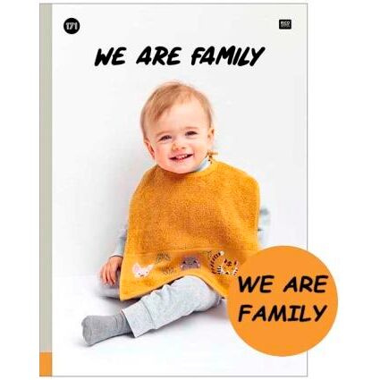 Rico Design - Livre nr. 171 - We are Family