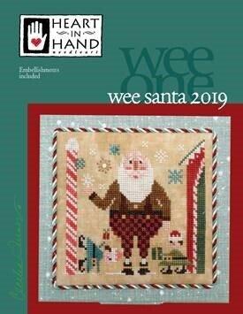 Heart in Hand - Wee Santa 2019