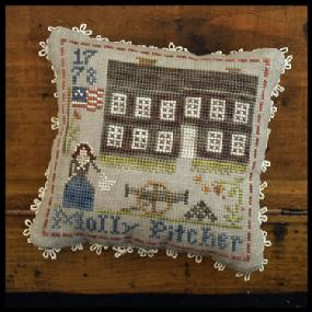 Little House Needleworks - Molly Pitcher (Early Americans nr. 9)