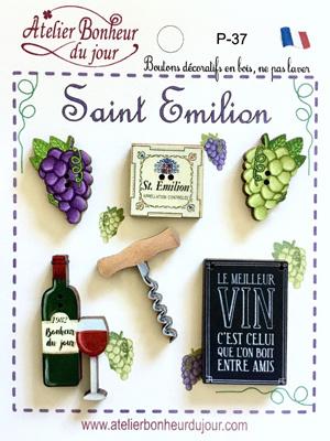 Atelier Bonheur du Jour - Saint Emilion