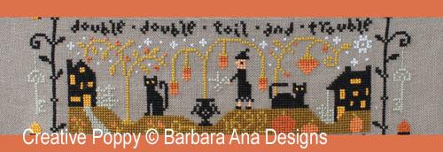 Barbara Ana Designs - Black Cat Hollow (part II)
