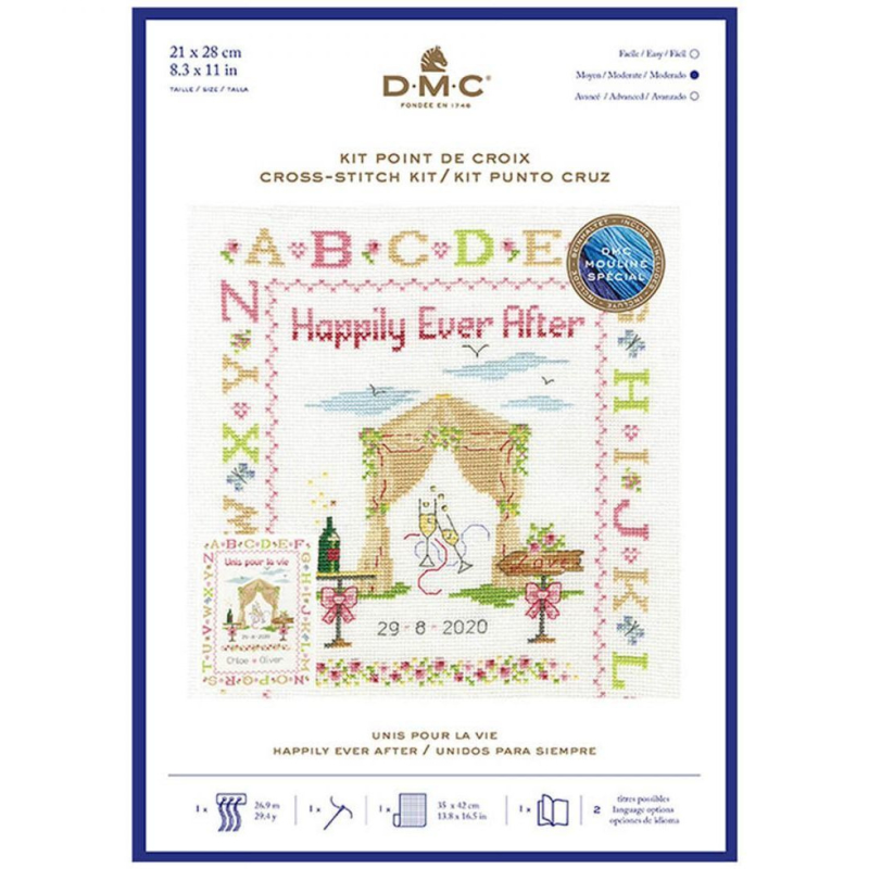 DMC - Happily Ever After (BK1922)