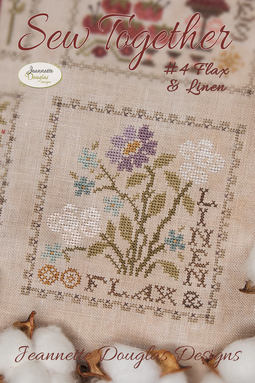 Jeannette Douglas  - Flax & Linen (Sew Together nr 4)