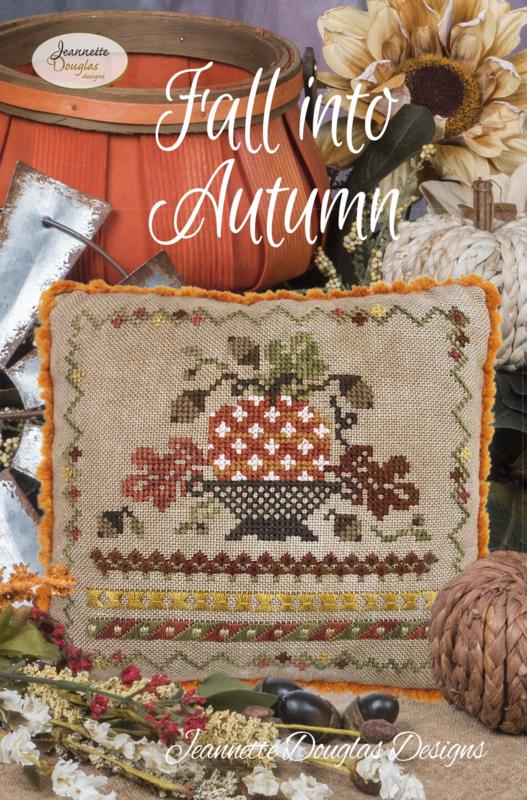Jeannette Douglas - Fall into Autumn