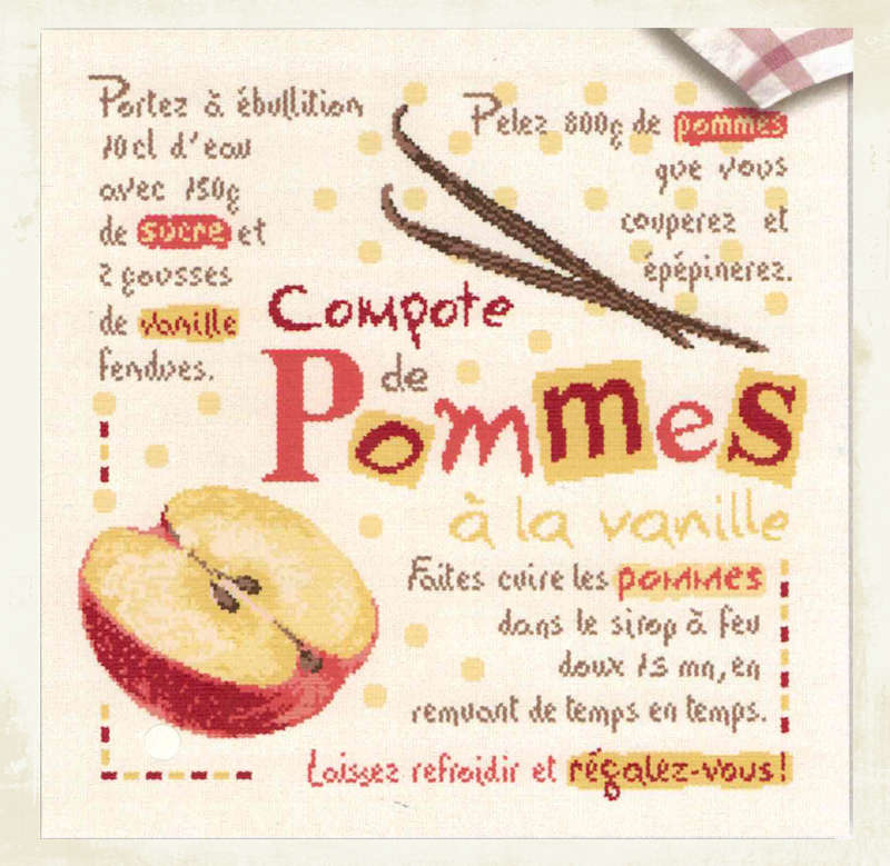 Lili Points - G032 - Compote de Pommes (Appelmoes)