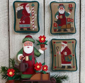 The Prairie Schooler - Santa revisited III (1987, 1993, 1996)