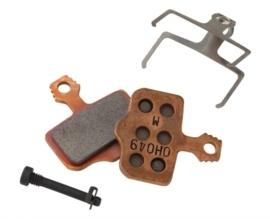 SRAM Avid Elixir/ SRAM XX Schijfremblokjes Metal Sintered