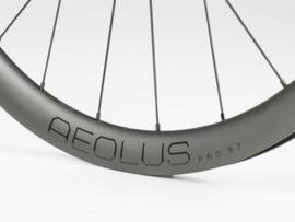 Bontrager Aeolus Pro 37 TLR Disc racewielset