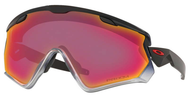 Oakley Windjacket 2.0 Black Fade Prizm Road