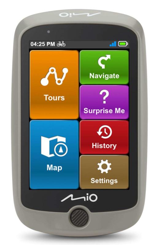 MIO CYCLO DISCOVER GPS
