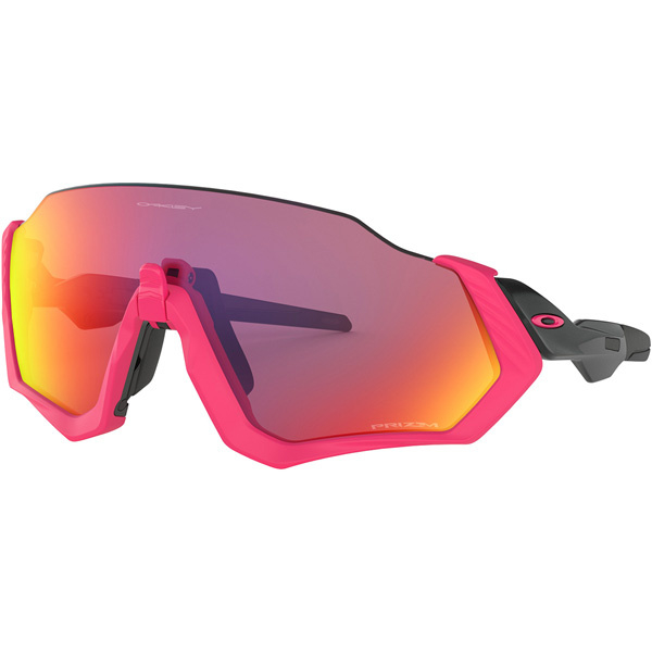 Oakley Flight Jacket Neon Pink OO9401-0637