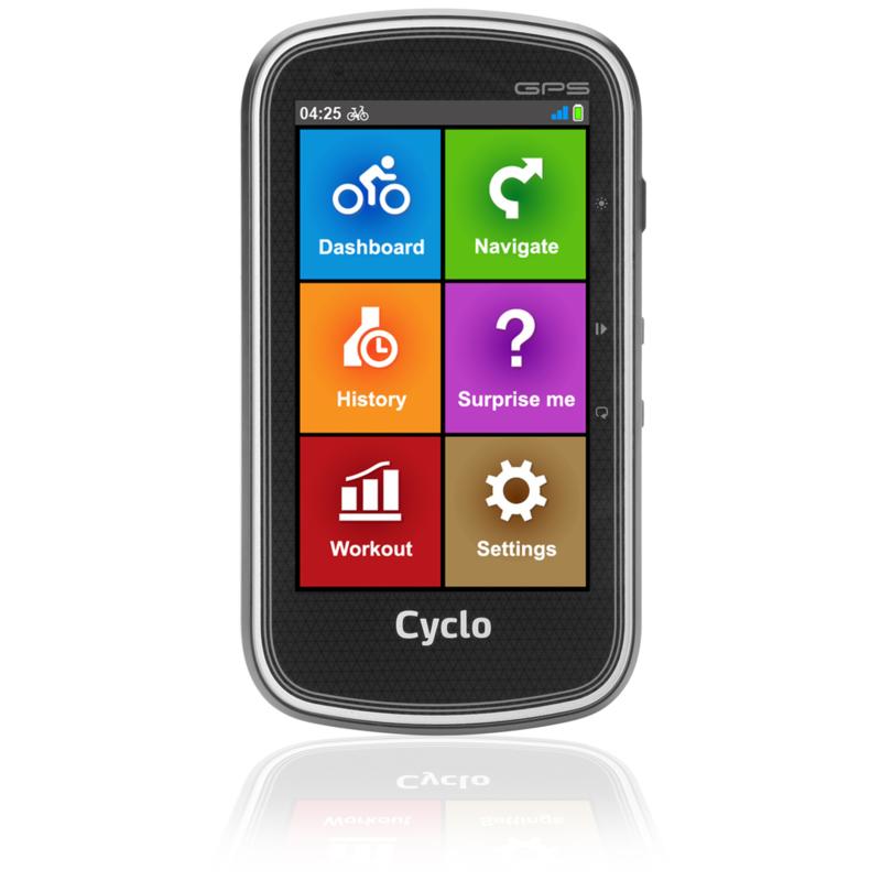 Mio Cyclo 405HC
