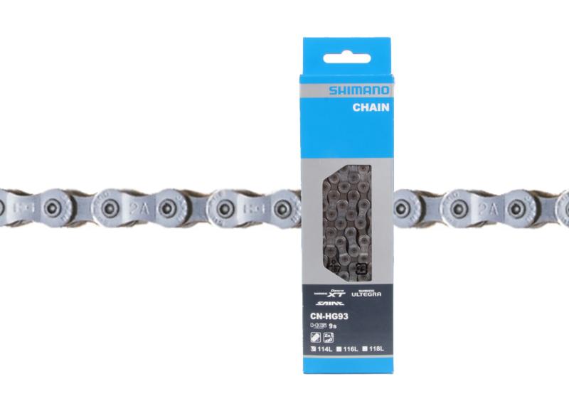 Shimano CN-HG93 XT/Ultegra ketting 9-speed