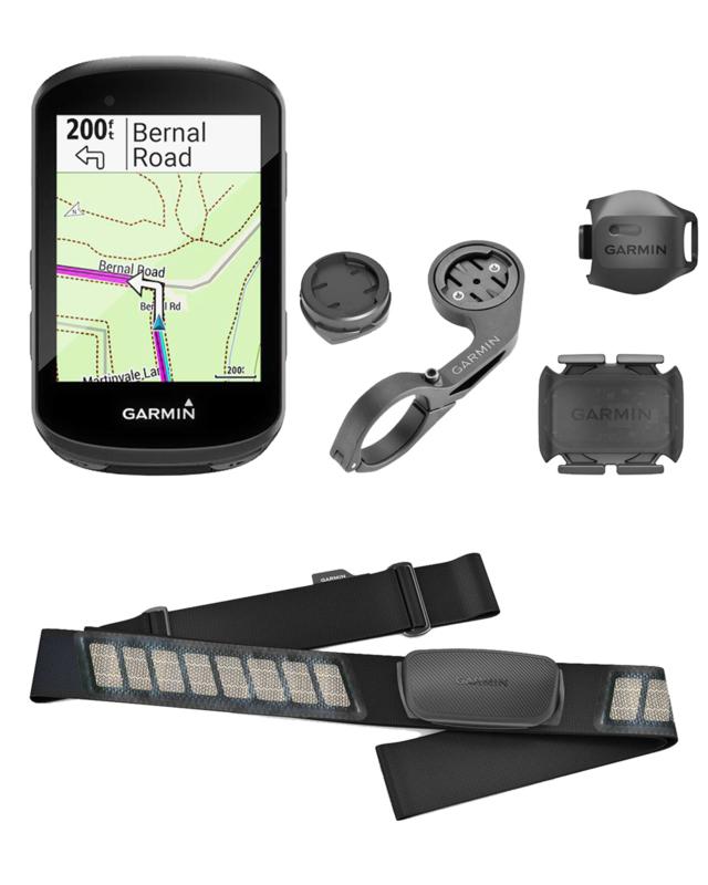 Garmin Edge® 530 Bundel met sensoren
