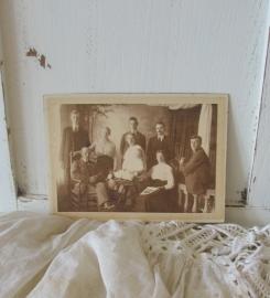 Familiefoto   VERKOCHT