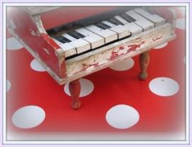 piano   VERKOCHT