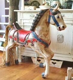 Carrousel paard  VERKOCHT